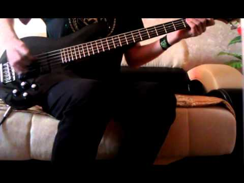 HammerFall - Any Means Necessary Bass Cover