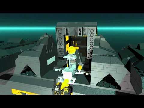 LEGO TRON Recognizer - A Tronlegocy Production
