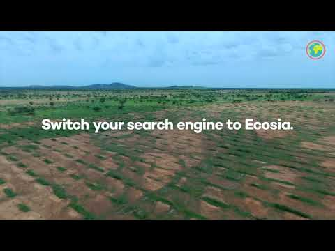 Switch to Ecosia, the Alternative Search Engine