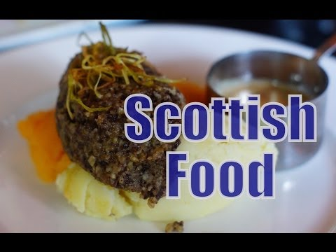 SCOTTISH - With an opportunity to spend over a week in Edinburgh, Scotland we were able to sample a wide spread of Scottish food and eat Scottish cuisine. Our first mea...