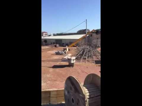 Pescara, Ponte Nuovo: le immagini in anteprima VIDEO