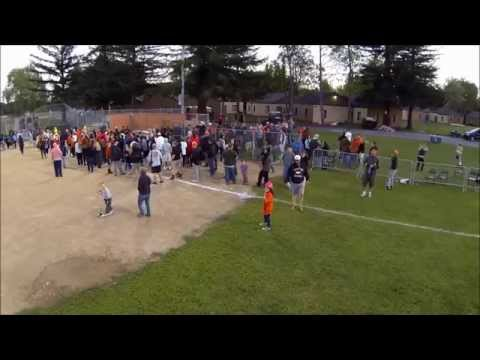 Aerial Footage of HOY Tournament
