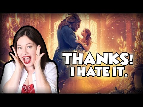 That Time Disney Remade Beauty and the Beast (видео)