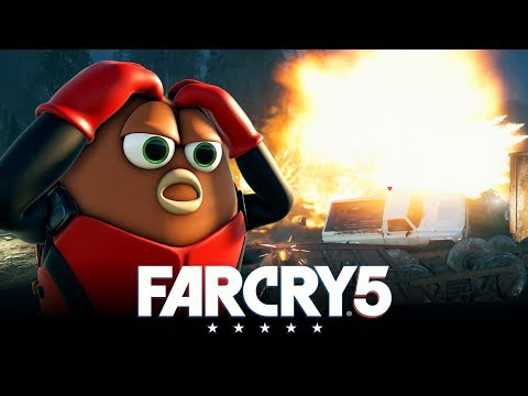 Killer Bean Plays FAR CRY 5 - Part 2