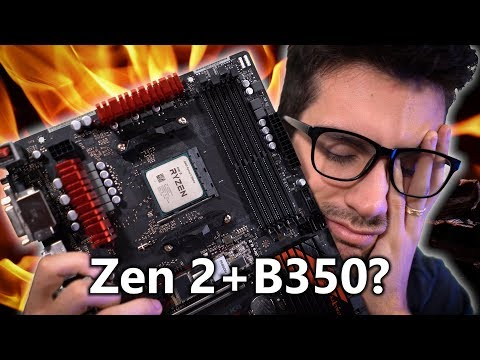 I Tried Pairing a 3900X With a B350 Motherboard…