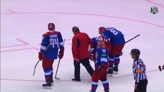Sochi Hockey Open. Cборная России (Олимпийская) - Куньлунь РС 4:2