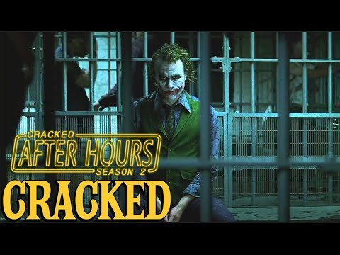 cracked - SUBSCRIBE FOR MORE! http://www.youtube.com/subscription_center?add_user=cracked Even the best movies get a little goofy sometimes. See more http://www.cracke...