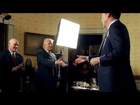 Στην αντεπίθεση ο Τραμπ για την «καρατόμηση» του διευθυντή του FBI