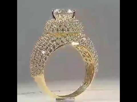 Diamond ring design...