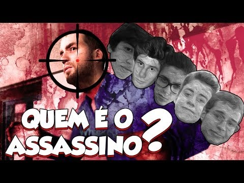 QUEM É O ASSASSINO?! (Garry's Mod Murder)