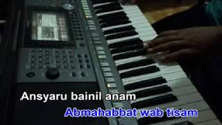 Video Deen Assalam Karaoke Yamaha PSR MP3, 3GP, MP4, WEBM, AVI, FLV Desember 2018