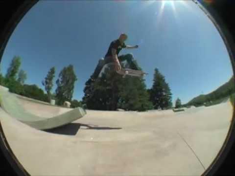 St. Helena Skatepark California