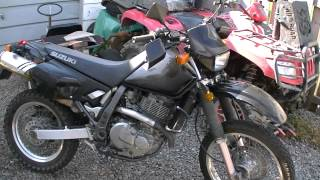 9. 2000 Suzuki dr650se