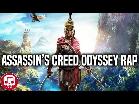 "ASSASSIN'S CREED ODYSSEY RAP By JT Music - ""Blade With No Name"""