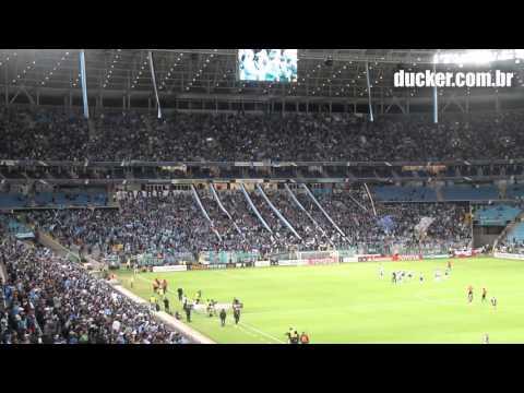 Grêmio 0 x 1 Rosário Central - Libertadores 2016 - Geral do Grêmio - Grêmio