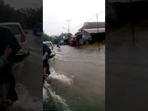 Video: Banjir di Minasasari Makassar