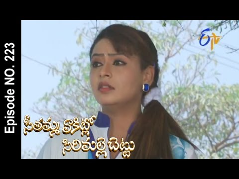 Seethamma-Vakitlo-Sirimalle-Chettu--23rd-May-2016-–-Full-Episode-No-223