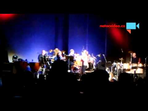 Slet bubeníků v Litoměřicích