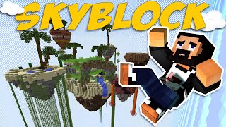 Minecraft Skyblock - EP05 - More Island Ideas! (ChaosCraft)