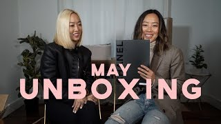 Video May Unboxing with Dani Song | Aimee Song MP3, 3GP, MP4, WEBM, AVI, FLV Agustus 2018