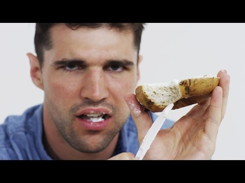 Foodhack How to Eat a Bagel