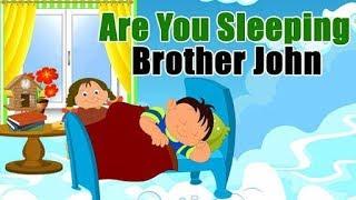 Lagu Anak-anak bahasa Inggris Are you sleeping