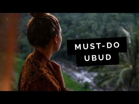 MUST Do: UBUD, Indonesia | Little Grey Box
