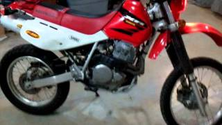 6. 2004 HONDA XR650L FOR SALE FMF PIPE