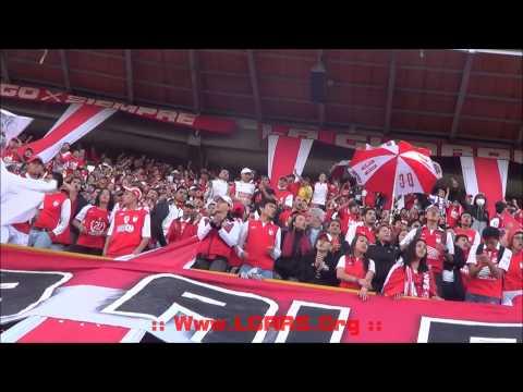// Vamo´ vamo´ Santa Fe.. // Vamos Santa Fe, queremos la Copa! y más...// Santa Fe Vs Fortaleza F - La Guardia Albi Roja Sur - Independiente Santa Fe