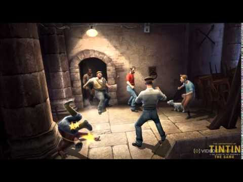 Les Aventures de Tintin : Le Secret de la Licorne Xbox 360