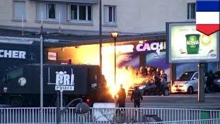 Paris terror attacks end with 3 gunmen, 4 hostages dead