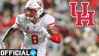 Most Versatile LB in College Football 💯 Official Emeke Egbule Houston Highlights by Harris Highlights