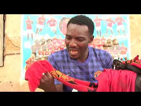MADRID KO MANCHESTER Part (3) Latest Hausa movie