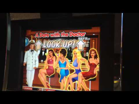 The Love Boat Slot Machine Bonus- A Date With the Doctor Bonus