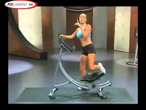 Ab Coaster How to Exercise