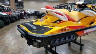 10. 2017 SEA-DOO GTI SE 155