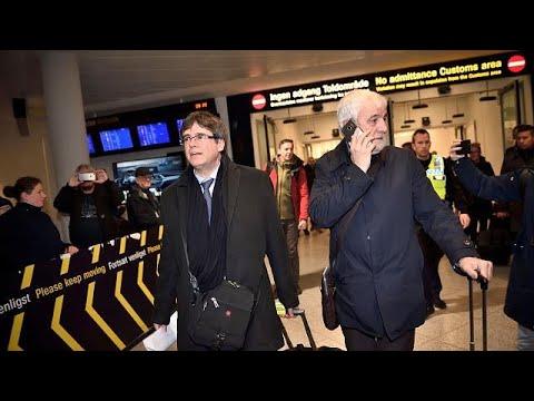 Eπανενεργοποίηση του διεθνούς εντάλματος σύλληψης κατά του Κάρλας Πουτζντεμόν…