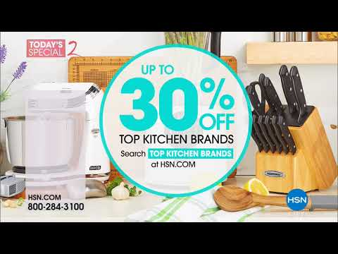 HSN | Kitchen Gadgets featuring Braun 04.07.2018 - 11 AM