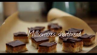 Rich millionaire's shortbread video