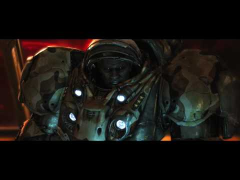 StarCraft II - Ghosts of the Past Trailer [Full HD]