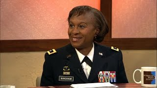 Air date: 3/27/16. We meet Major General Gwendolyn Bingham, the first female commander of the TACOM Life Cycle...