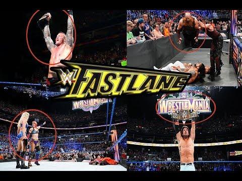 WWE Fastlane 2018 Highlights HD - WWE Fastlane 11th March 2018 Highlights