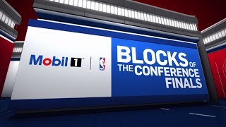 Top 10 Blocks of the Conference Finals | 2017 NBA Playoffs by NBA
