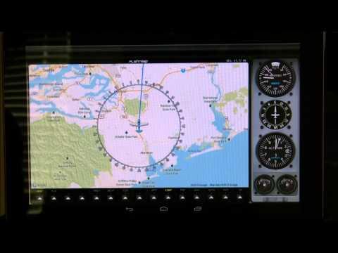 Video of FlightMap