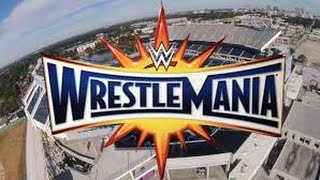 Nonton WWE WrestleMania XXXIII - Dream Card Film Subtitle Indonesia Streaming Movie Download