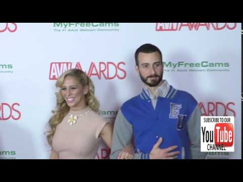 Cherie DeVille and Randi Marsh at the 2017 AVN Awards Nomination Party at Avalon Nightclub in Hollyw (видео)
