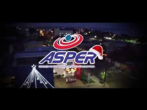 ASPER - Desejamos um Feliz Natal e Ano Novo