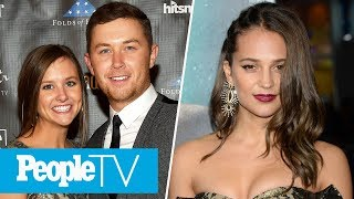 Video Alicia Vikander On Swimming With Sharks, Scotty McCreery Reveals Plans For Wedding Day | PeopleTV MP3, 3GP, MP4, WEBM, AVI, FLV Juni 2018