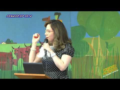 Pastora Sarah Sheeva no FENASP 22-03-2014