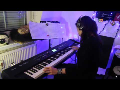 Bjork - Virus - piano cover Video